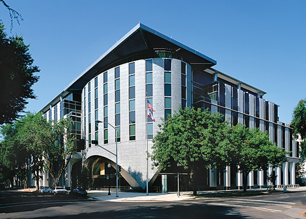 California Dept of Education LEED Building