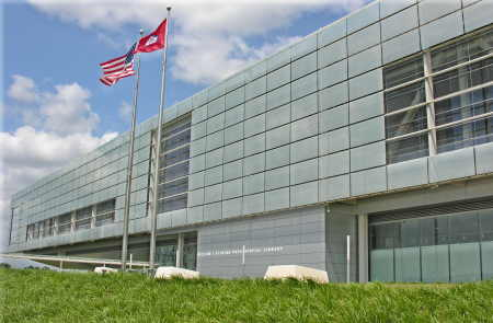 Clinto Presidential Library LEED Platinum