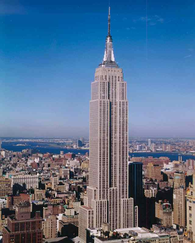 NYC Empire State Building LEED Platinum