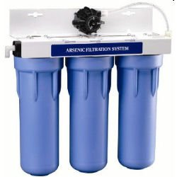 Pentek 3-Stage Arsenic Water Filter
