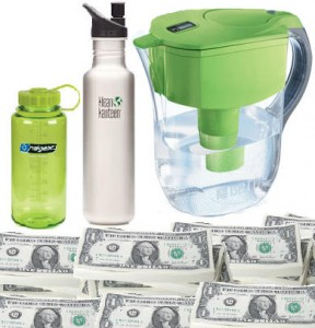Buck the Bottled Water Trend & Win $250 and more with Filters Fast