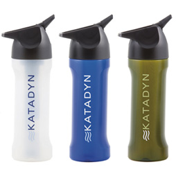 Weekend Special: Katadyn MyBottle Water Purifiers