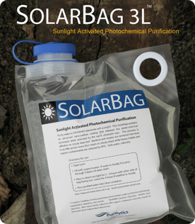 Puralytic Solar Bag Technology For Water Purification