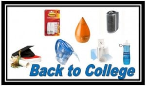 The Back to College Buyer's Guide