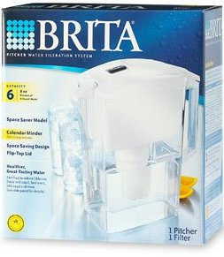 Brita-space-saver-water-pitcher