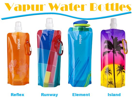 collapsible-Vapur-water-bottles