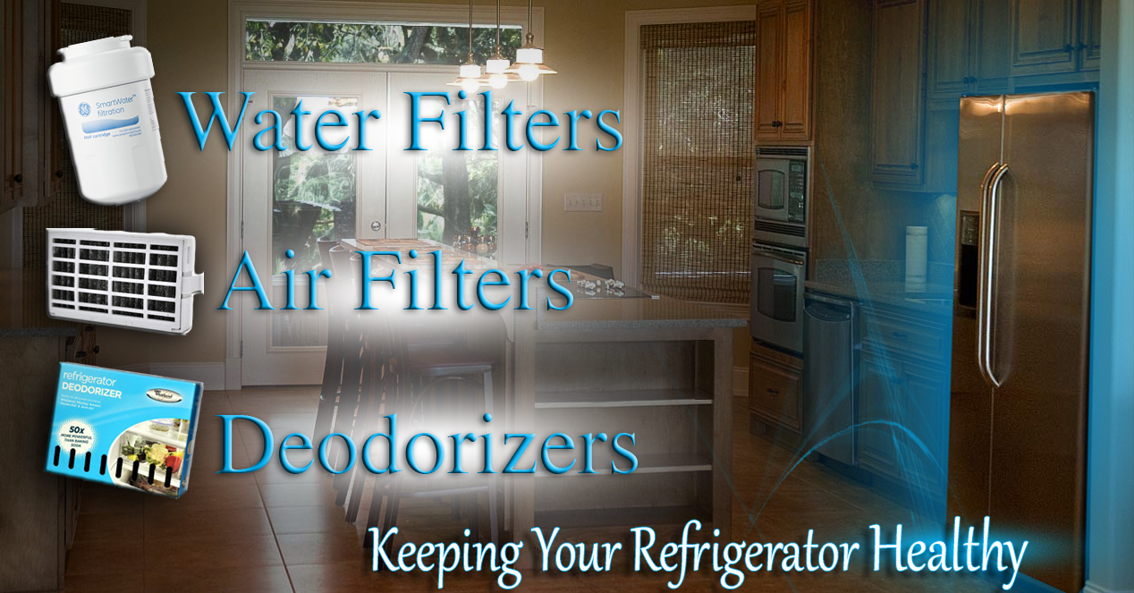 Three Important Filters that Keep Your Refrigerator Healthy