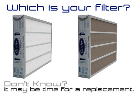 Air Filter Reminder Graphic