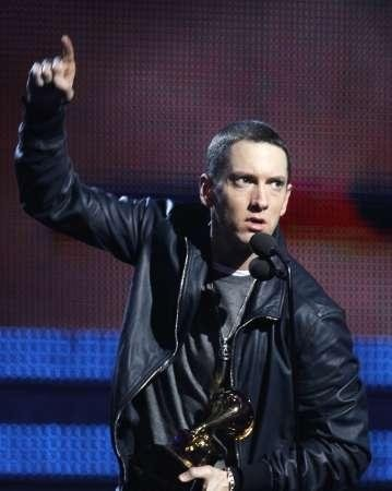 Eminem at 2015 Grammy Awards